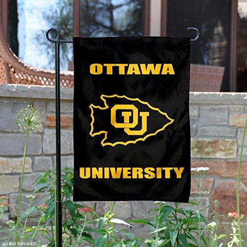 Ottawa Braves Garden Flag (Ottawa Co compare prices)