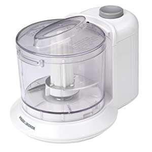 black decker hc306 one-touch 1.5 cup capacity electric chopper review