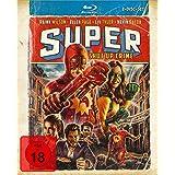 "Super - Shut Up, Crime! - Mediabook Edition  (+ DVD) [Blu-ray]von ""Kevin Bacon"""
