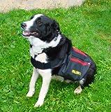 Hunderucksack, zum Verhaltenstraining, (Gr. L), 77-98cm Brustumfang, für grosse Hunde, wie Retriever, Rottweiler, Dobermann, Mastiff -