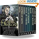 Gods & Dragons: 8 Fantasy Novels