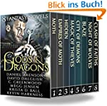 Gods & Dragons: 8 Fantasy Novels (Eng...