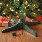 Brylanehome Musical Rotating Christmas Tree Stand