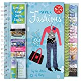 Paper Fashions: Design Your Own Styles (Klutz)