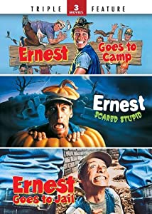 Ernest Goes To Camp Ernest Scared Stupid Ernest Goes To Jail Triple Feature by Mill Creek Entertainment