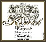 2013 Keswick Vineyards Trevillian White