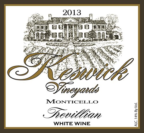 2013 Keswick Vineyards Trevillian White