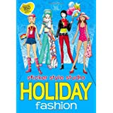 Holiday Fashion: Sticker Style Studioby Katy Jackson