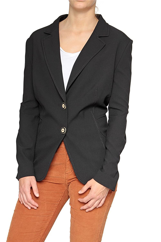 Basler Damen Blazer MODERN ART, Farbe: Schwarz günstig kaufen