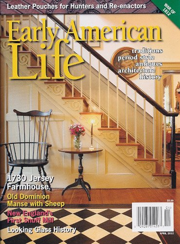 Early american life magazine from 26 compare 24 sites at for Home building magazines