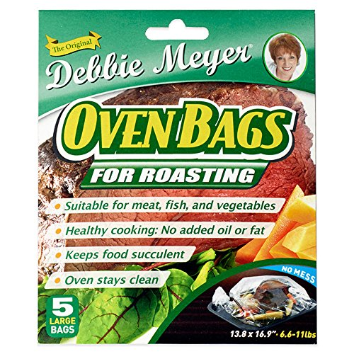 Debbie Meyer Large Oven Bags (Set of 5) (Oven Bags Small compare prices)