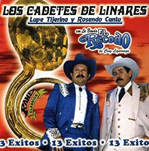 Con La Banda El Recodo: 13 Exitos