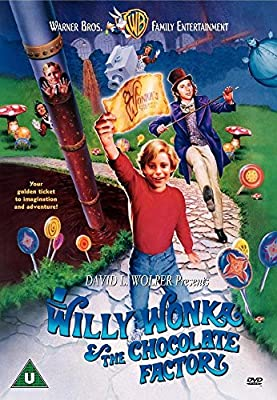 Willy Wonka & the Chocolate Factory (1971) [DVD]