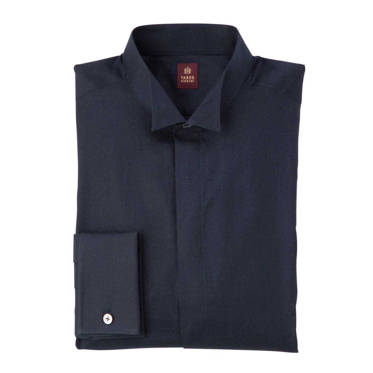 (タケオ キクチ)TAKEO KIKUCHI ツイルドレスシャツ