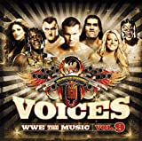VOICES WWE THE MUSIC:vol.9