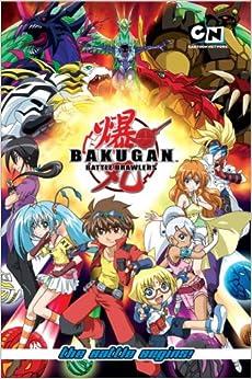 The Battle Begins!: Cartoon Network: 9780345513687: Amazon.com: Books