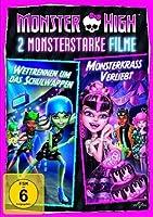 Monster High - Monsterkrass verliebt / Wettrennen um das Schulwappen