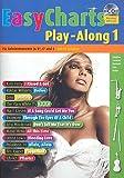 EASY CHARTS Play-Along Band 1 (+CD) mit Bleistift -- 12 aktuelle Charthits spielend leicht arrangiert für Melodieinstrumente wie Geige, Flöte, Saxophon u.a. von ICH+ICH, ROBBIE WILLIAMS, LENA und MERIT LARSEN - ideal für alle Anfänger und Wiedereinsteiger (Noten/sheet music)