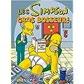 Les Simpson, Tome 8 : Gros bosseur !