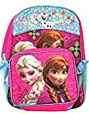 Disney Frozen Girl's Backpack with Detachable Lunchbox Set