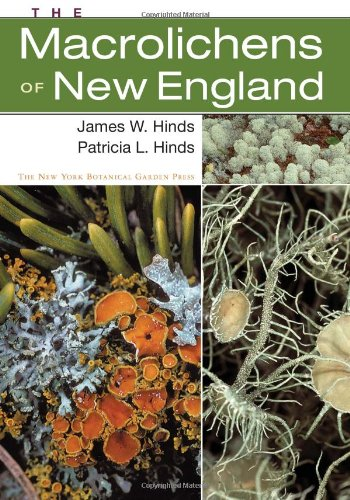 The Macrolichens Of New England: 96