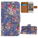 PU Leather case for iPhone 4, Cases f...