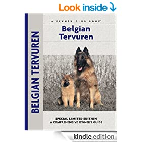 Belgian Tervuren (Comprehensive Owner's Guide)