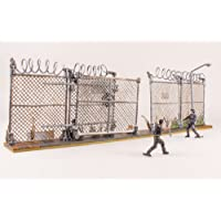 McFarlane Walking Dead Prison Gate & Fence Sets
