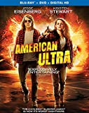 American Ultra [Blu-ray + DVD + Digital HD]