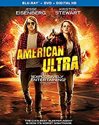 American Ultra [Blu-ray + DVD + Digital HD]