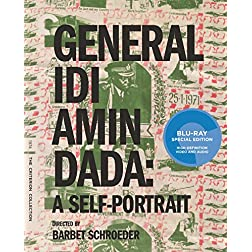 General Idi Amin Dada: A Self-Portrait [Blu-ray]