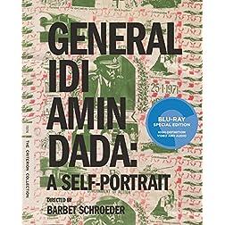 General Idi Amin Dada: A Self-Portrait [Blu-ray]
