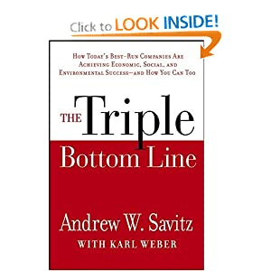 Download e-book The Triple Bottom Line: How Today's Best-Run Companies Are Achieving Economic, Social and Environmental Success -- and How You Can Too
