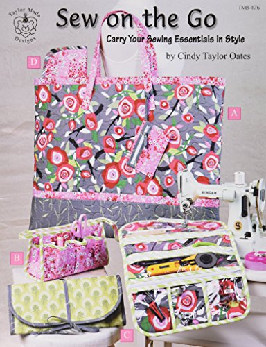 Sew on the Go Carry your sewing essentials in Style (Cindy Taylor Oates Sew compare prices)