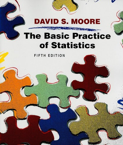 The Basic Practice of Statistics: (Paper Text &...