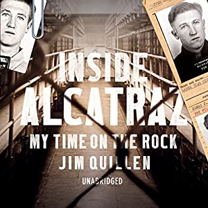 Inside Alcatraz Audiobook