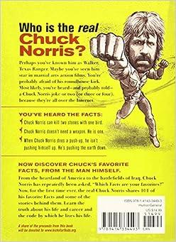 Amazon Com The Official Chuck Norris Fact Book 101 Of border=