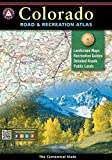 Colorado : Road and Recreation Atlas (Benchmark Atlas)