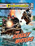 img - for Commando #4803: The Deadly Waters book / textbook / text book