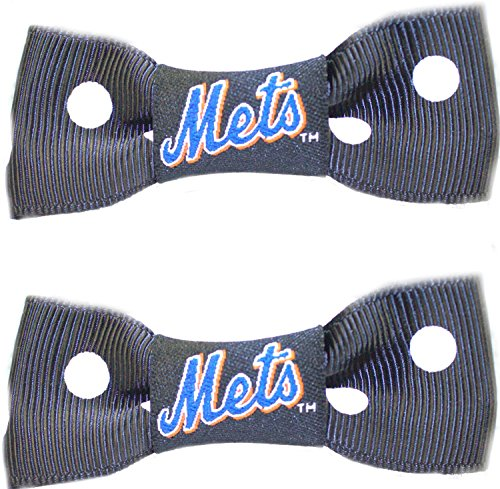 Mets Hair Bows New York Mets Hair Bow Mets Hair Bow New