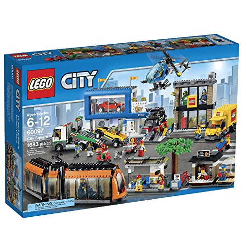 LEGO-City-Town-60097-City-Square-Building-Kit