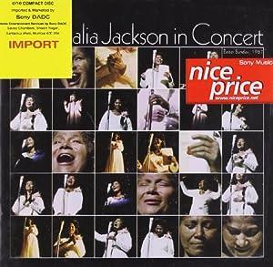 Mahalia Jackson in Concert Easter Sunday,1967