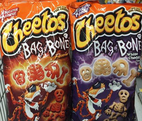 cheetos-limited-edition-cheetos-bag-of-bones-white-cheddar-and-cheetos-flamin-hot-bag-of-bones-one-o