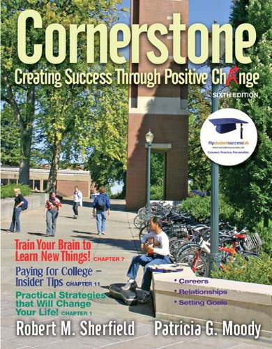 Cornerstone: Creating Success Through Positive Change (6th Edition) PDF
