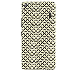 Skin4Gadgets ABSTRACT PATTERN 269 Phone Skin STICKER for LENOVO A7000