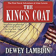 The King's Coat Audiobook by Dewey Lambdin Narrated by John Lee