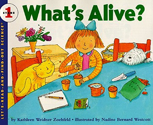 What's Alive? (Paperback) (Let's Read-&-find-out Science)