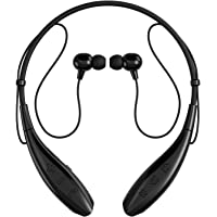 SoundPEATS Q800 Universal Wireless Stereo Headset (Dark Black)