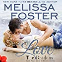 Sea of Love: Love in Bloom, Book 7 (       UNABRIDGED) by Melissa Foster Narrated by B.J. Harrison