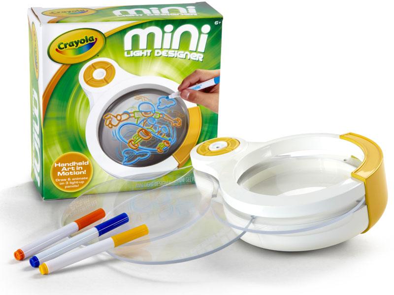 Crayola Mini Light Designer Toys Games